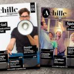 agence de communication presse magazine