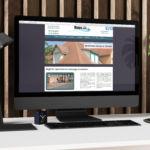 Conception Site Internet responsive Magiklin par l'agence web La Stratégie Créative (Marne La Vallée 77)