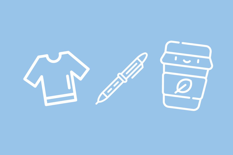personnalisation d'objets publicitaires