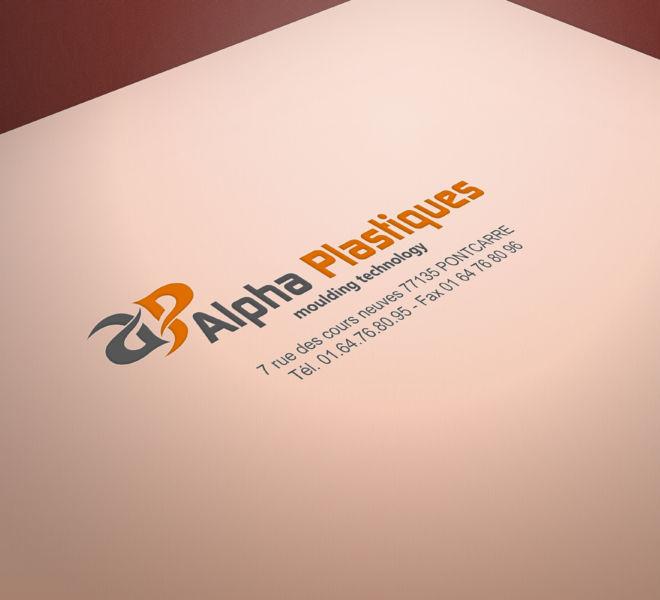 Création de logo par La stratégie créative agence de com meaux 77
