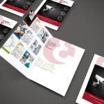 conception de plaquette de présentation par agence de com meaux 77