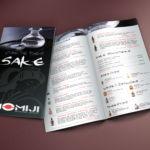 Conception Carte et Menu par La Stratégie Créative agence de communication Meaux 77