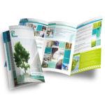 conception plaquette nettoyage industriel par agence de com meaux 77