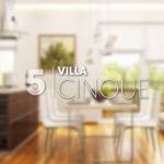 Progamme Immobilier La Villa Cinque