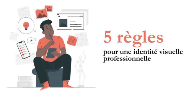 création identité visuelle agence communication 77