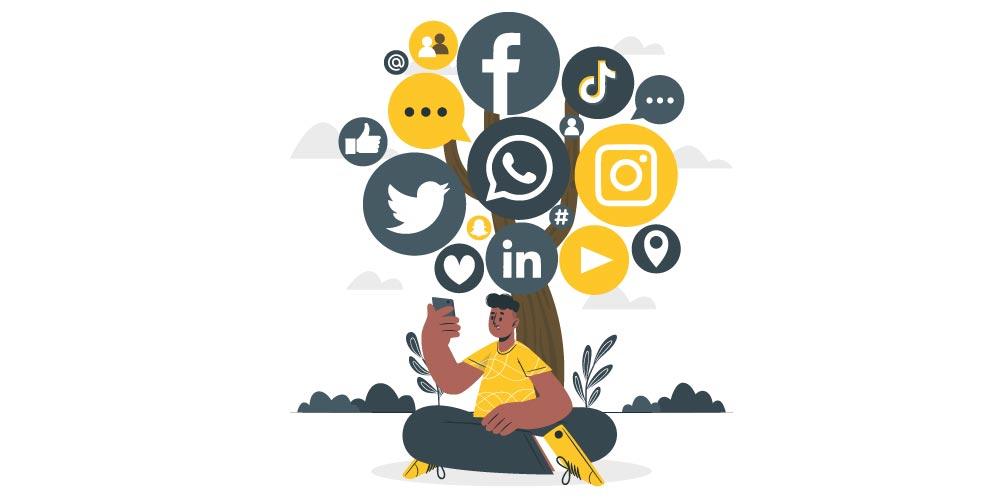 tendances reseaux sociaux 2021