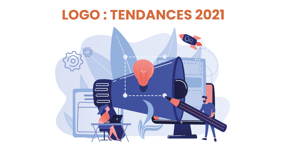 création de logo : tendances 2021